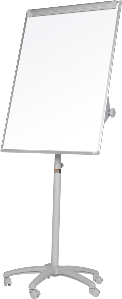 Bi-Office Classic Mobile Easel - Product Image