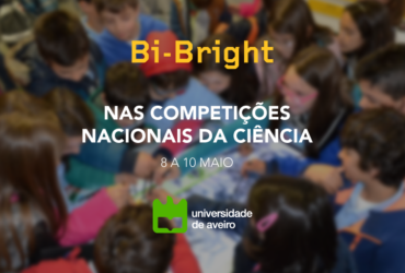Bi-Bright is supporting the Portuguese Science Portuguese - CNC organized by PmatE - from 8th to 10th of May, 2017
