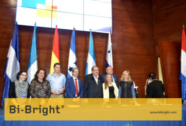 Bi-Bright at Virtual Educa Bolivia closing session